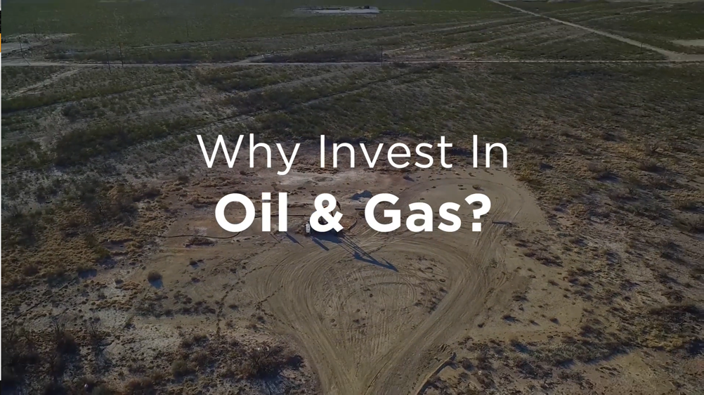 Why Invest in Oil & Gas