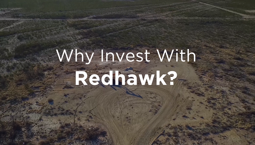Why invest with Redhawk